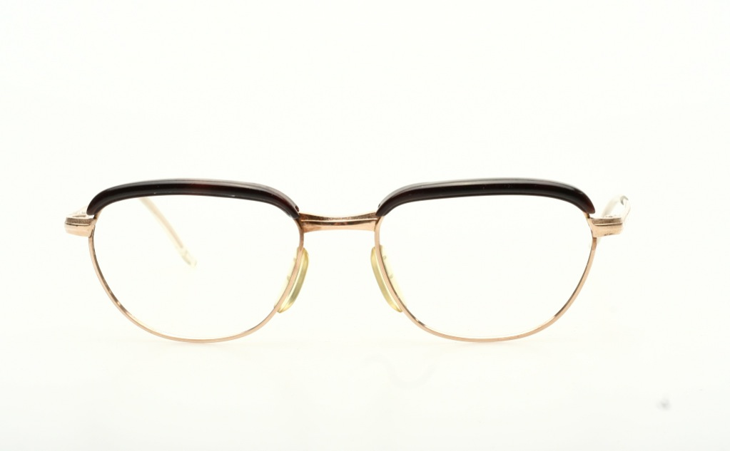 Great Vintage combi eyeglasses, Gold filled by MARWITZ ...