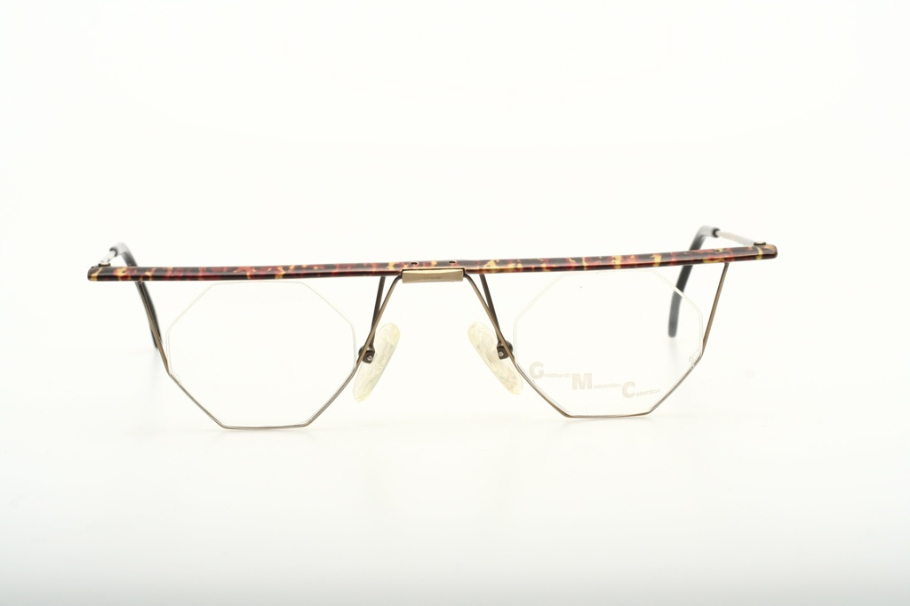 Rimless Glasses Trend : Fine, halb rimless Design eyeglasses by GMC / Trend ...