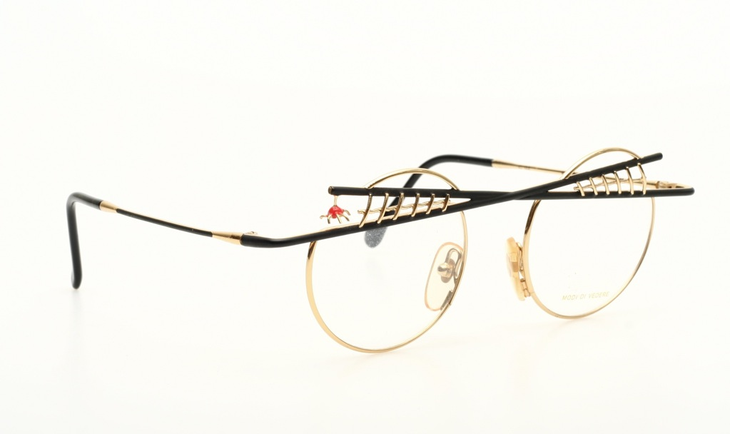 limited edition unique extraordinary eyeglasses in