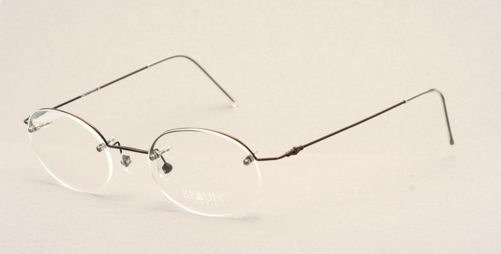 eyewear glasses  rimless eyeglasses