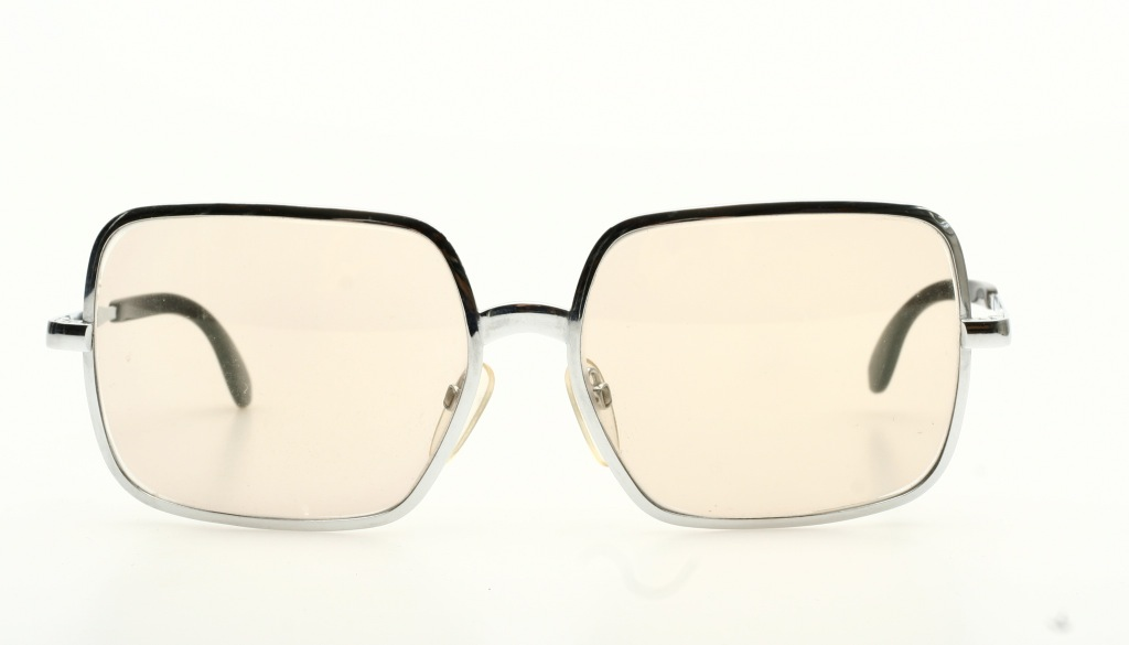 Squared solid Vintage sunglasses by RODENSTOCK, Mod. Garda ...